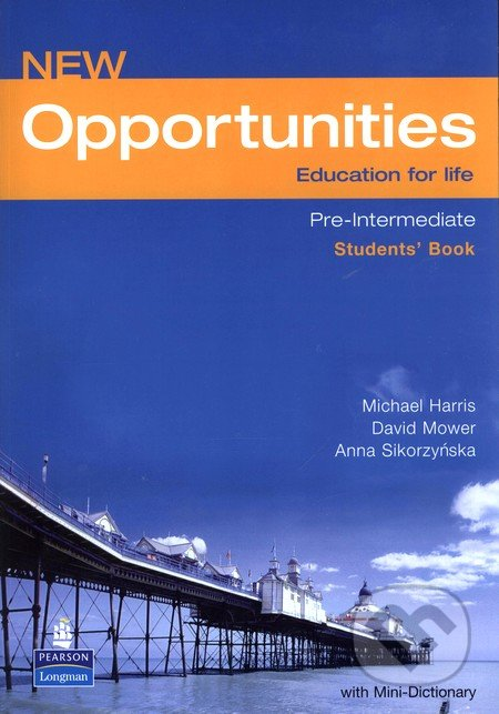 New Opportunities Pre-Intermediate Student's Book - Náhled učebnice