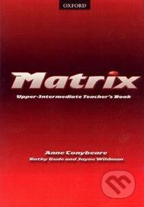 Matrix - Upper-Intermediate Teacher´s Book -