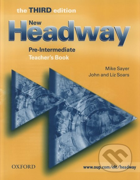 New Headway - Pre-Intermediate - Teacher\'s Book - John Soars, Liz Soars