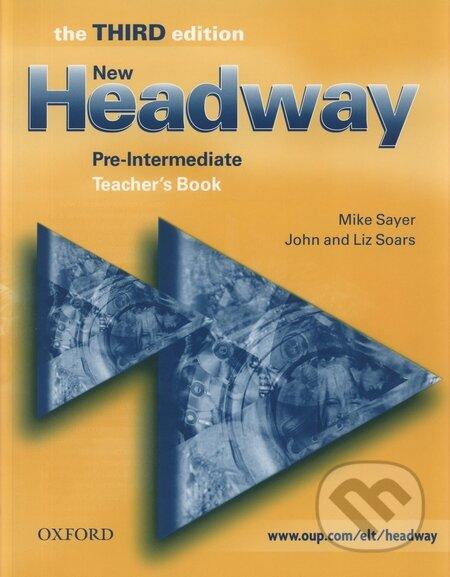 New Headway - Pre-Intermediate - Teacher\'s Book - John Soars, Liz Soars