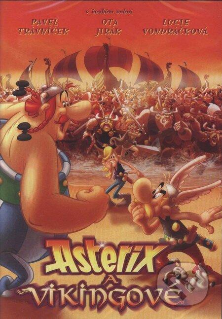 Asterix a Vikingovia DVD