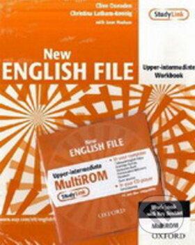 New English File - Upper-intermediate - Workbook with Multirom pack - Kolektiv autorů