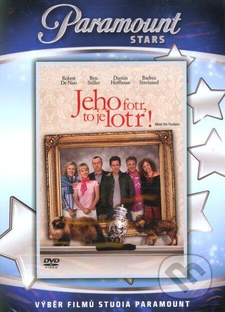 Jeho foter, to je lotor! DVD