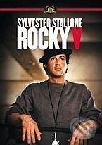 Rocky V DVD