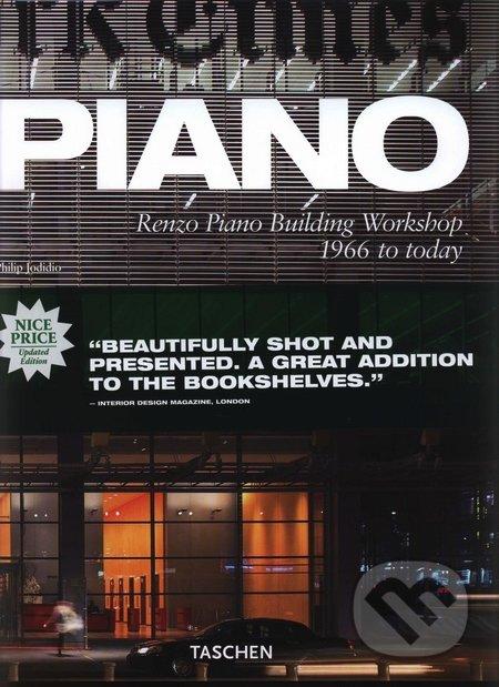 Piano - Renzo Building Workshop 1966 to today - Philip Jodidio