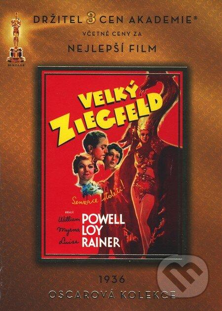 Veľký Ziegfeld DVD