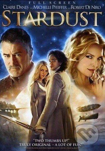 Hviezdny prach DVD
