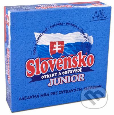 Slovensko - otázky a odpovede - Junior -
