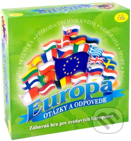 Európa - otázky a odpovede -