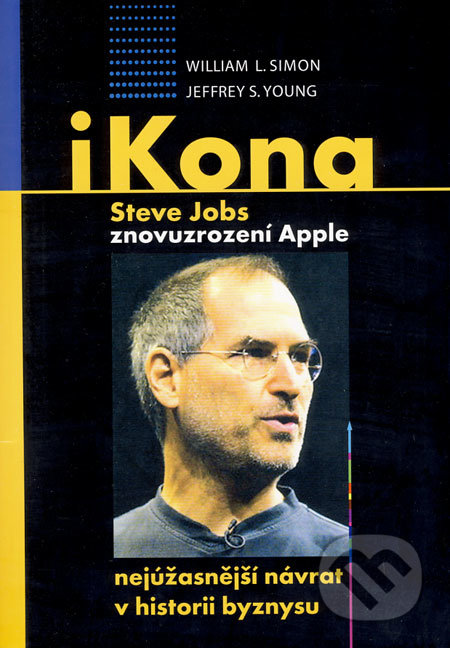 iKona Steve Jobs - William L. Simon, Jeffrey S. Young