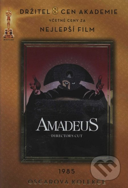 Amadeus SE DVD