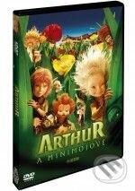 Artur a Minimojovia DVD
