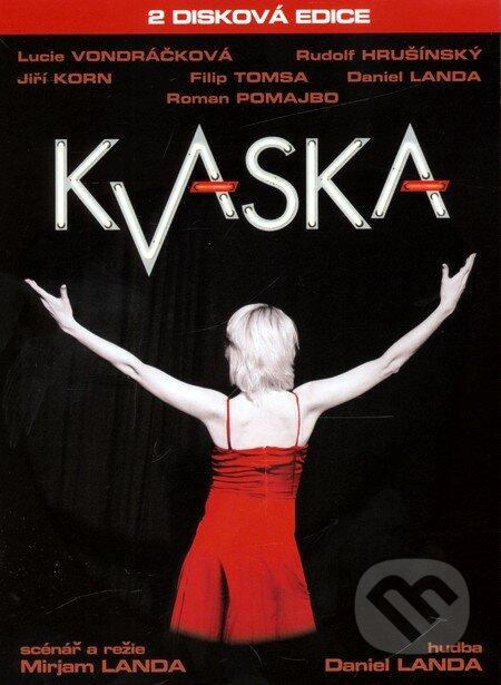 Kvaska digipack 2DVD DVD