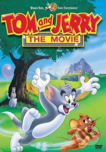 Tom a Jerry - Film DVD