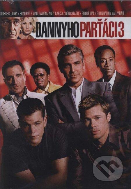 Dannyho parťáci 3 DVD