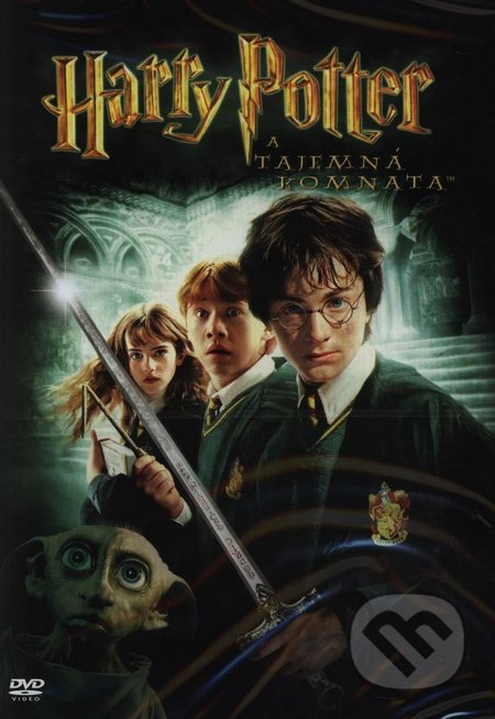 Harry Potter a Tajemná komnata DVD