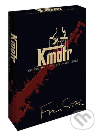Kmotr kolekce - Coppolova restaurovaná edice DVD