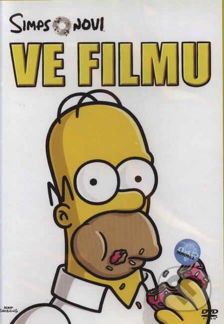 Simpsonovci vo filme DVD