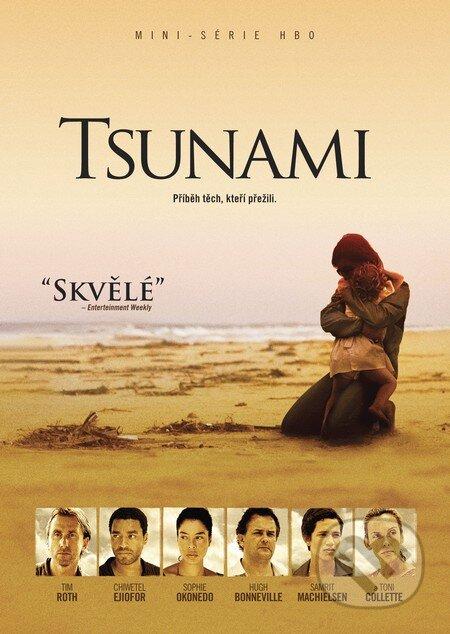 Tsunami: Následky (2 DVD) DVD