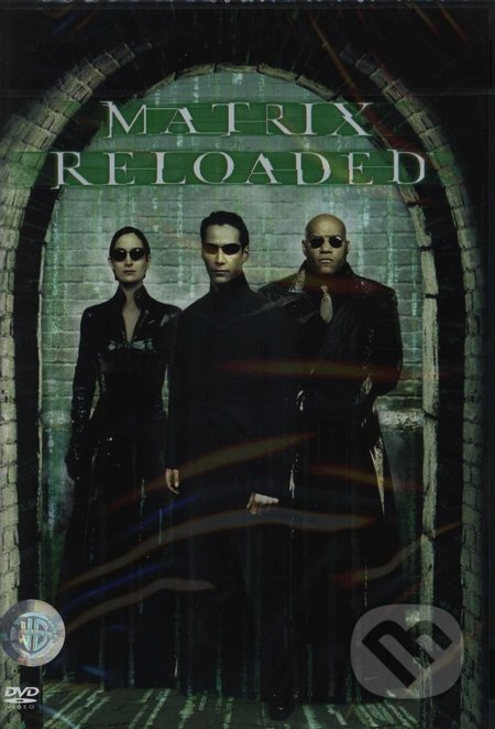 Matrix Reloaded 2DVD DVD