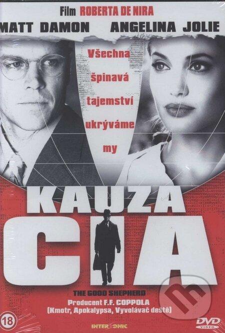 Kauza CIA DVD