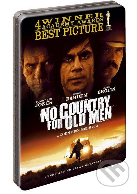 Táto krajina nie je pre starých - Steelbook DVD