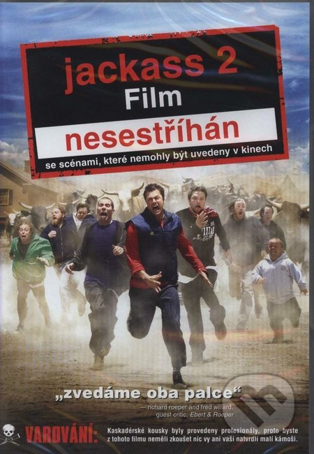 Jackass 2 DVD
