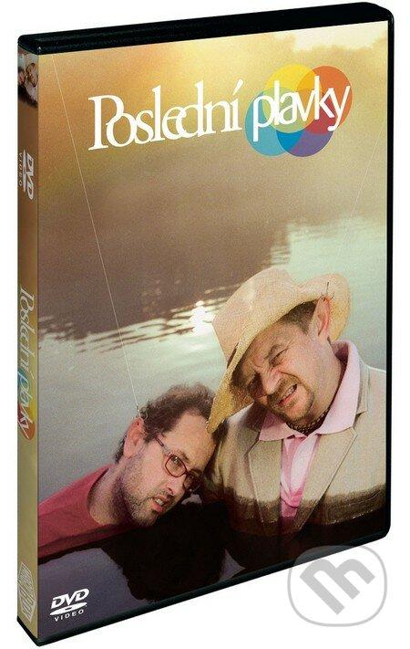Poslední plavky DVD