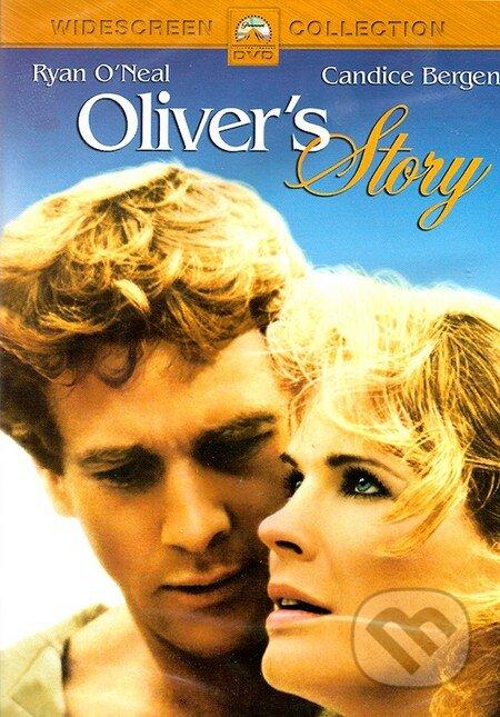 Oliverov príbeh DVD