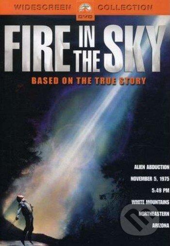 Oheň na nebesiach DVD