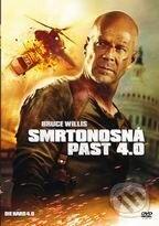 Smrtonosná pasca 4.0 DVD