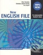 New English File - Pre-Intermediate - Student´s Book -