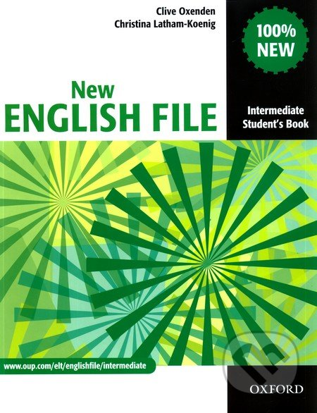 New English File - Intermediate - Student´s Book -