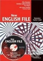 New English File - Elementary - Teacher´s Book + CD-ROM -