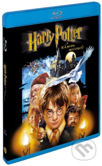 Harry Potter a Kameň mudrcov BLU-RAY