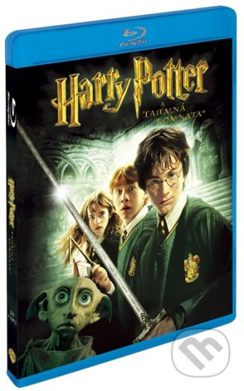 Harry Potter a Tajomná komnata BLU-RAY