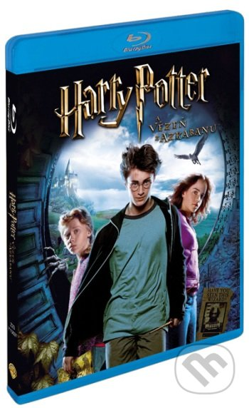 Harry Potter a Väzeň z Azkabanu BLU-RAY