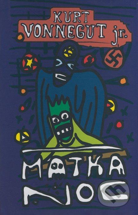 Matka noc - Kurt Vonnegut jr.