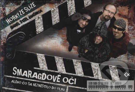 Smaragdové oči - Daniel Steel Kvasnica, Peter Kuko Hrivnák