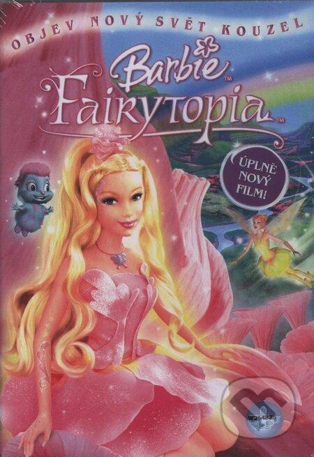 Barbie - Fairytopia DVD