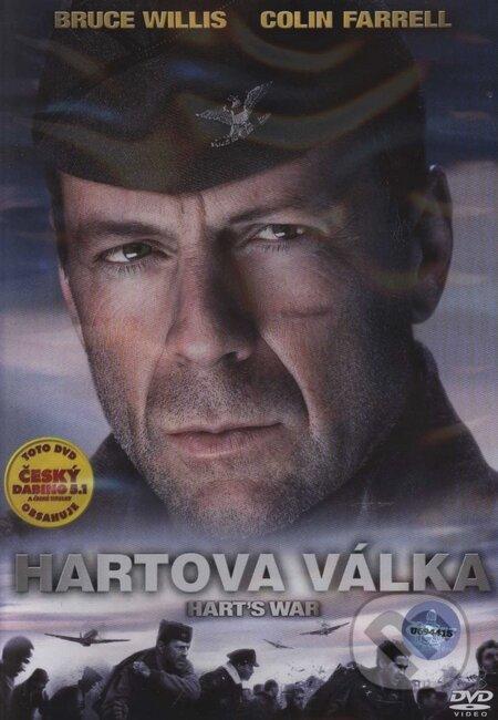 Hartova vojna DVD
