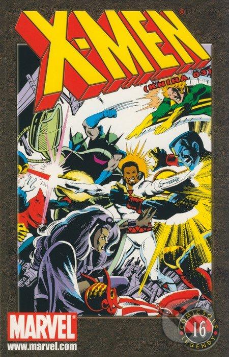 X-Men (Kniha 03) -