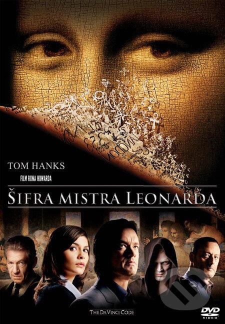 Da Vinciho kód - Šifra majstra Leonarda DVD