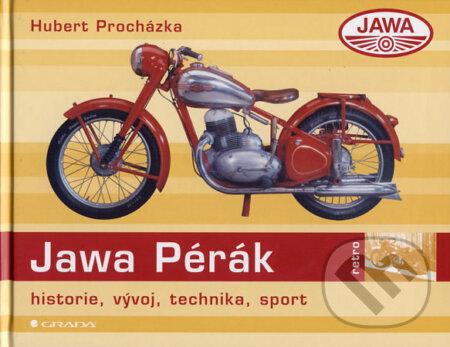 Jawa Pérák - Hubert Procházka