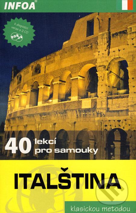 Italština - 40 lekcí pro samouky -