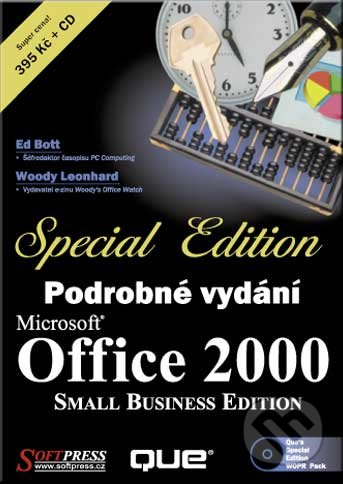 Microsoft Office 2000 SBE - podrobné vydání - Ed Bott, Woody Leonhard