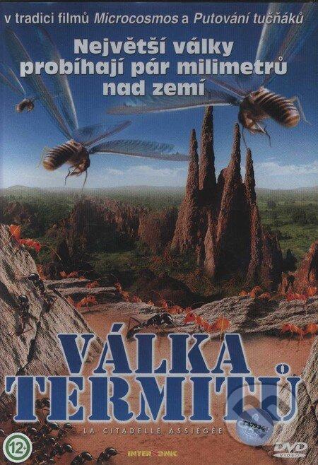 Vojna termitov DVD