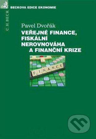 Veřejné finance, fiskální nerovnováha a finanční krize -
