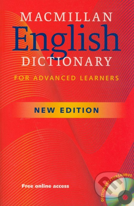 Macmillan English Dictionary for Advanced Learners IE -