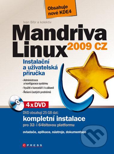 Mandriva Linux 2009 CZ - Ivan Bíbr a kol.